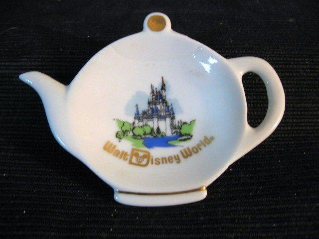 Walt Disney World Teabag Caddy