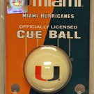 Miami - Collegiate  Cue Ball