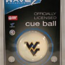 West Virginia - Collegiate  Cue Ball