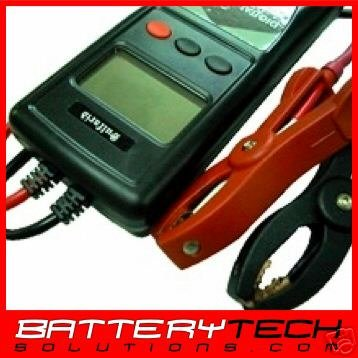 Automotive Digital Battery Analyzer/Tester FREE SHIP OFFER* (Usual USD230)