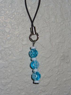 Charm - Blue Rose