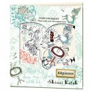 Shinzi Katoh Sticker Pack - Usagi Alice in Wonderland