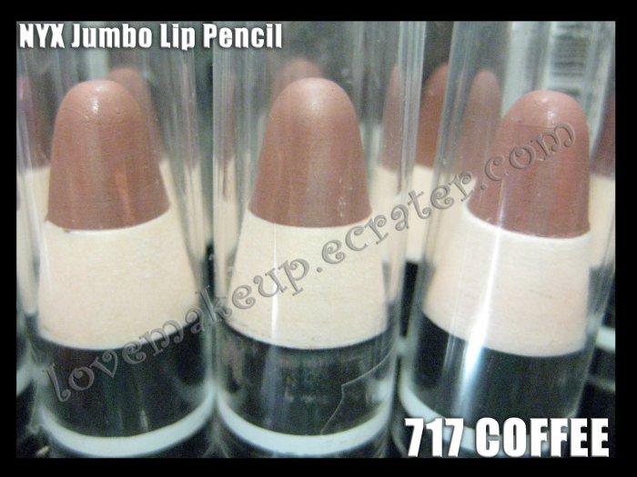 NYX Jumbo Pencil LIPSTICK #717 COFFEE