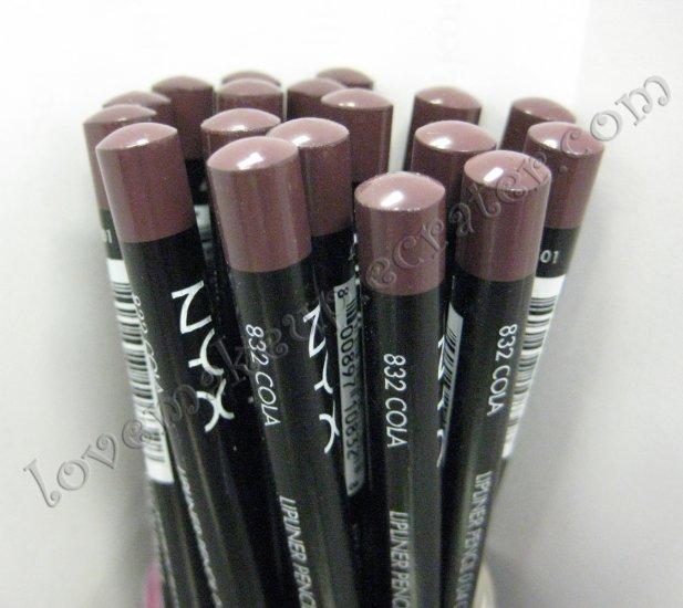 NYX Slim Pencil LIP LINER 832 COLA