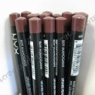 NYX Slim Pencil LIP LINER 809 MAHOGANY