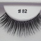 FALSE EYELASHES 82 [Comparable to MAC]