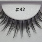 FALSE EYELASHES 42 [Comparable to MAC 7]