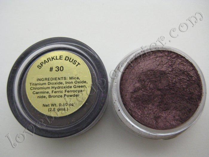 La Femme SPARKLE DUST #30 WINE (Comparable to Napoleon Perdis and MAC)