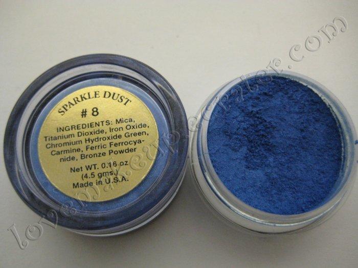 La Femme SPARKLE DUST #8 ROYAL BLUE (Comparable to Napoleon Perdis and MAC)