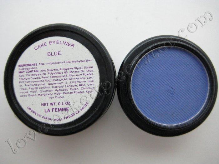 La Femme CAKE EYE LINER - BLUE