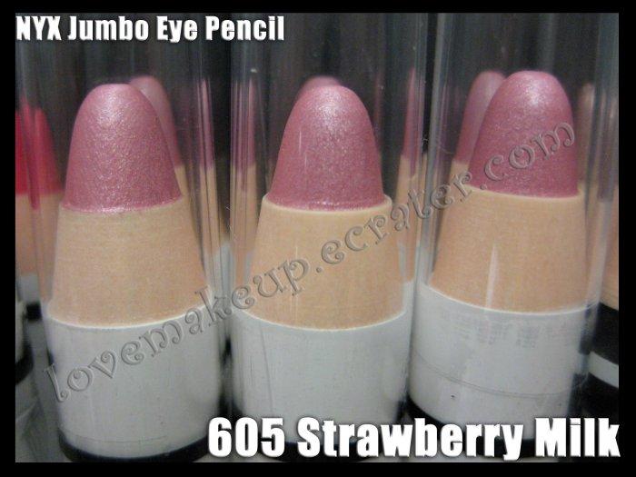 NYX Jumbo Eye EYESHADOW PENCIL 605 * STRAWBERRY MILK *