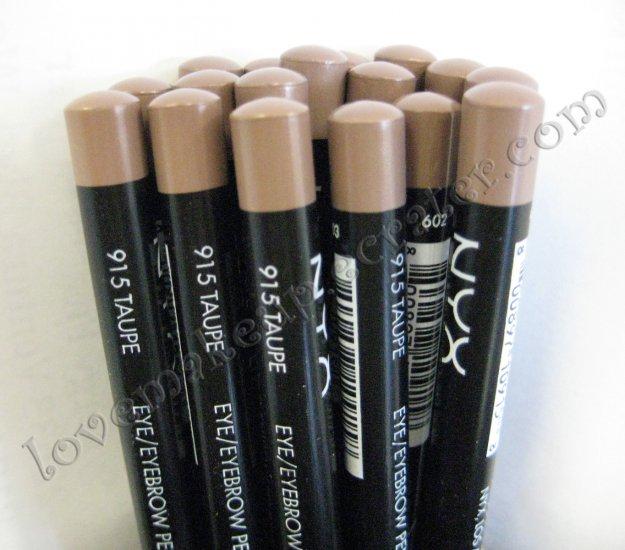 NYX Slim Pencil EYE LINER EYEBROW LINER 915 TAUPE
