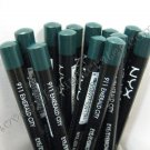 NYX Slim Pencil EYE LINER EYEBROW LINER 911 EMERALD CITY