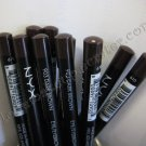 NYX Slim Pencil EYE LINER EYEBROW LINER 903 DARK BROWN