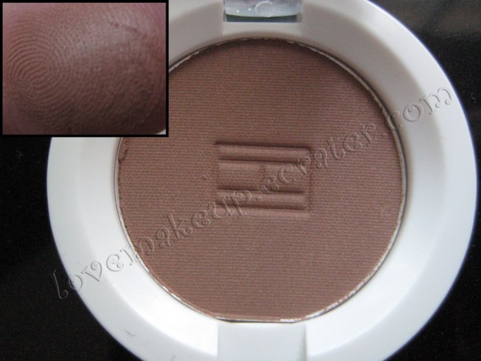 Tommy Hilfiger Wet-Dry Eyeshadow *FAITHFUL* [BROWN - NO SHIMMER]