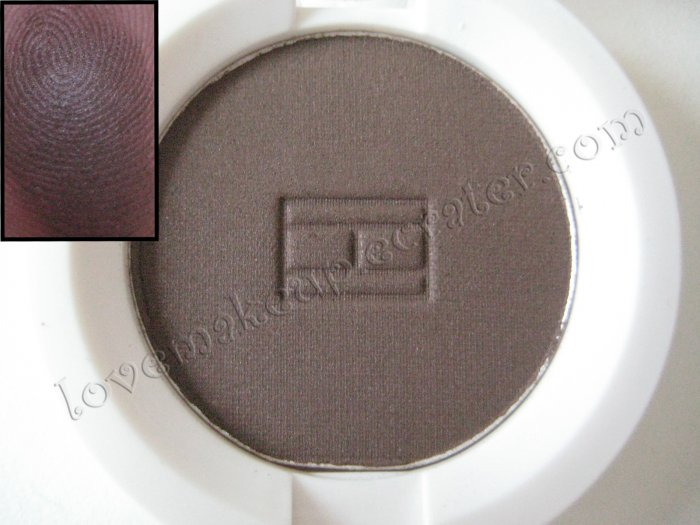 Tommy Hilfiger Wet-Dry Eyeshadow *INTENSE* [DARK CHOCOLATE BROWN - NO SHIMMER]