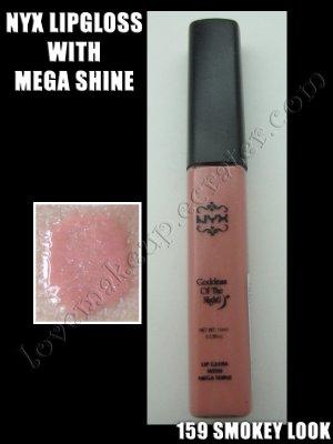 NYX Mega Shine Lip Gloss *159 SMOKEY LOOK*