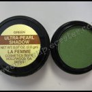La Femme ULTRA PEARL EYE SHADOW - GREEN