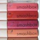 SMASHBOX Lip Gloss Collection *6 LIP ENHANCING GLOSS* [Glamour-Expose-Spark-Siren-Scoop-Crystal]