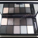 NYX 10 COLOR EYESHADOW PALETTES For Your Eyes Only - Smokey Eyes