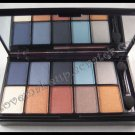 NYX 10 COLOR EYESHADOW PALETTES For Your Eyes Only - Blue Eyes