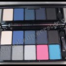 NYX 10 COLOR EYESHADOW PALETTES Runway Collection - 05 Super Model