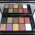 NYX 10 COLOR EYESHADOW PALETTES Runway Collection - 02 Strike A Pose