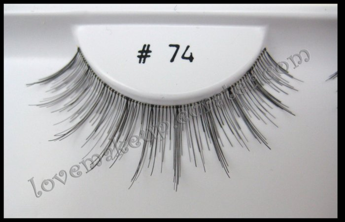FALSE EYELASHES 74 [RE-STYLED]