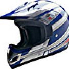 OFF ROAD HELMET A60608 BLUE KNIGHT - L