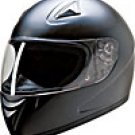 FULL FACE HELMET 75752 MATT BLACK  -   L