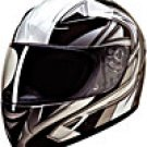 FULL FACE HELMET 75756 SILVER BLADE  -   XL