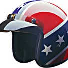 OPEN FACE HELMET 10015 REBEL   -   XS