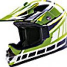 KIDS HELMET K60603 GREEN G  -    XS