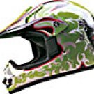 KIDS HELMET K60607 GREEN DOUBLEBONE   -    XL