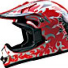 KIDS HELMET K60606 RED DOUBLEBONE   -    L
