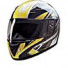 HELMET 75754 YELLOW BLADE  -   L