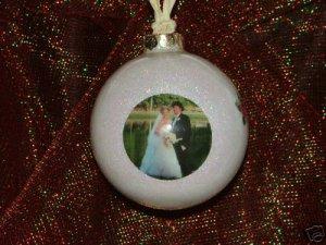 Custom Personalized Photo Ornament