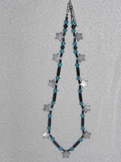 Stars N Turquoise