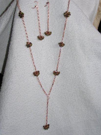 Copper & Triangles