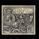 1929 £1 PUC George V stamp GIBBONS #438 SCOTT #209