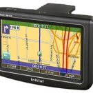 "INITIAL GM-510 5"" PORTABLE NAVIGATION GPS/MP3 PLAYER-Free Shipping!!!"