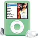Apple 8GB iPod nano–Green - Free Shipping!!!