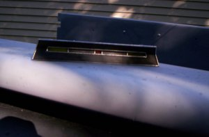 1965 Buick Lesabre Wildcat high beam turn signal indicator