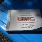 2001 GMC Jimmy / Envoy owners manual GM