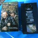 Von Ryan's Express (VHS, 1965) TREVOR HOWARD FRANK SINATRA 086162100338