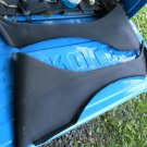 70 71 72 Chevelle Malibu 4door sport sedan BLACK rear side panels left/right GM