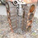 1964 Chevy Impala Belair Biscayne Chevelle truck 283 engine block & crankshaft