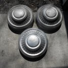 71 72 73 74 75 76 77 78 79 Dodge Van pickup 3/4 ton 1 ton dog dish hub caps (3)