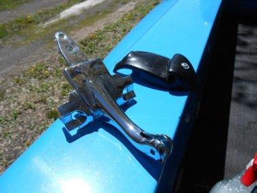 1967 Buick Lesabre Wildcat Olds Delta 88? rear view mirror bracket MINT! 9711615