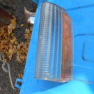 1973 Ford LTD left driver side front turn park lens 63K orig car NICE!!! SAE-AIP2P-73AFD